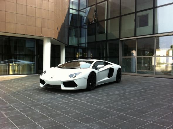 Visita Museo Lamborghini