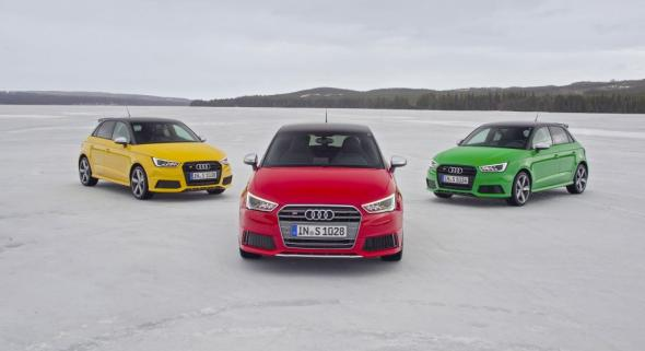 Audi S1, RS1 all'orizzonte?
